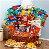 Super Sweet Snack Gift Baskets (BN93559-11KL)